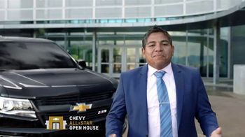 Chevrolet All-Star Open House TV Spot, 'Nos cambiamos' [Spanish] [T2] - Thumbnail 4
