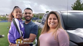 Chevrolet All-Star Open House TV Spot, 'Nos cambiamos' [Spanish] [T2] - Thumbnail 5