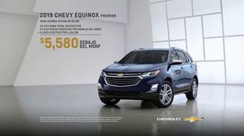 Chevrolet All-Star Open House TV Spot, 'Nos cambiamos' [Spanish] [T2] - Thumbnail 6