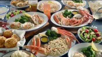 Red Lobster Crabfest TV Spot, 'Get Ready Crab Fans'