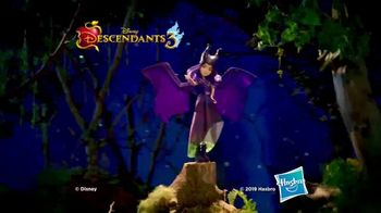 Disney Descendants 3 Dragon Queen Mal TV Spot, 'Save Auradon' - Thumbnail 10