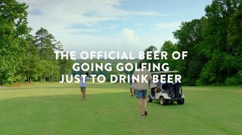 Coors Light TV Spot, 'The Official Beer of Going Golfing Just to Drink Beer' Song by Chad & Jeremy