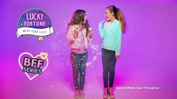 Lucky Fortune BFF Series TV Spot, 'Lucky Me, Lucky You' - Thumbnail 2