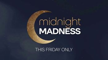Ashley HomeStore Midnight Madness TV Spot, 'BOGO Half Off'