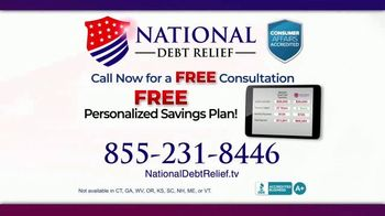 National Debt Relief TV Spot, 'Jean-Marie & Reshma' - Thumbnail 8