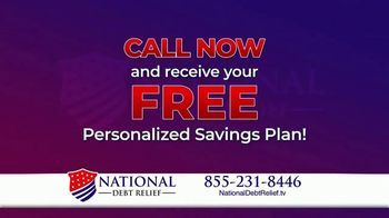 National Debt Relief TV Spot, 'Jean-Marie & Reshma' - Thumbnail 3