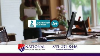 National Debt Relief TV Spot, 'Jean-Marie & Reshma' - Thumbnail 7