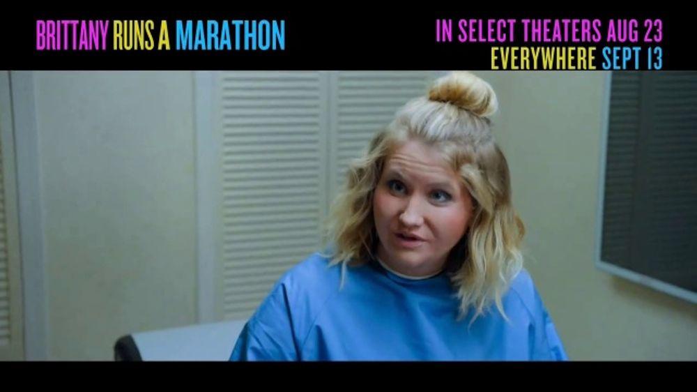 Brittany Runs a Marathon TV Movie Trailer