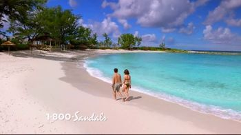 Sandals Resorts TV Spot, 'More Than a Five Star Destination' - Thumbnail 1