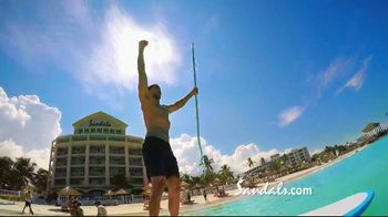 Sandals Resorts TV Spot, 'More Than a Five Star Destination' - Thumbnail 4
