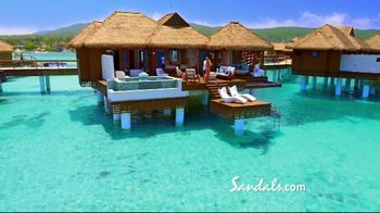 Sandals Resorts TV Spot, 'More Than a Five Star Destination' - Thumbnail 7