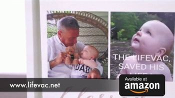 LifeVac TV Spot, 'In a Choking Emergency' - Thumbnail 3