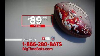 Big Time Bats TV Spot, 'Patrick Mahomes 2018 NFL MVP Art Football' - Thumbnail 5