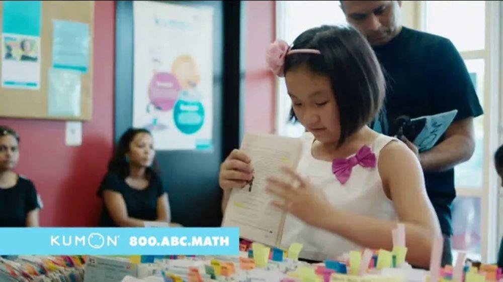 Kumon TV Commercial, 'Pythagorean Theorem'