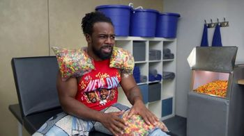 Skittles TV Spot, 'Training Room' Featuring The New Day - Thumbnail 4