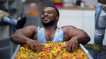 Skittles TV Spot, 'Training Room' Featuring The New Day