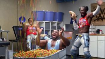 Skittles TV Spot, 'Training Room' Featuring The New Day - Thumbnail 9