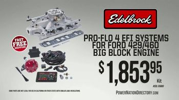 PowerNation Directory TV Spot, 'Engine, Cylinder Heads, Engine Block and Tires' - Thumbnail 3