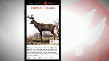Drury Outdoors DeerCast TV Spot, 'Game Tracking Troubles' - Thumbnail 4