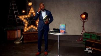 The More You Know TV Spot, 'Read Everyday' Featuring Akbar Oluwakemi Idowu Gbajabiamila - 331 commercial airings