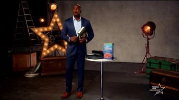 The More You Know TV Spot, 'Read Everyday' Featuring Akbar Oluwakemi Idowu Gbajabiamila - Thumbnail 1