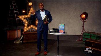 The More You Know TV Spot, 'Read Everyday' Featuring Akbar Oluwakemi Idowu Gbajabiamila - Thumbnail 2