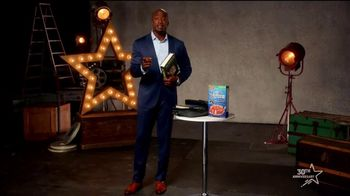 The More You Know TV Spot, 'Read Everyday' Featuring Akbar Oluwakemi Idowu Gbajabiamila - Thumbnail 4