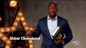 The More You Know TV Spot, 'Read Everyday' Featuring Akbar Oluwakemi Idowu Gbajabiamila - Thumbnail 8