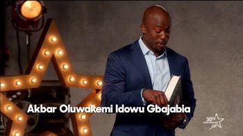 The More You Know TV Spot, 'Read Everyday' Featuring Akbar Oluwakemi Idowu Gbajabiamila - Thumbnail 9