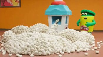 Play-Doh Kitchen Creations Popcorn Party TV Spot, 'The Party Pops' - Thumbnail 2