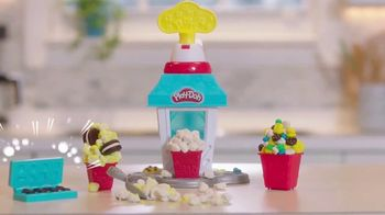 Play-Doh Kitchen Creations Popcorn Party TV Spot, 'The Party Pops' - Thumbnail 8