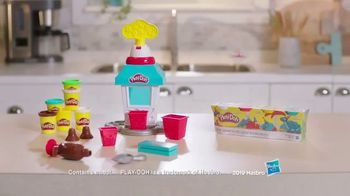 Play-Doh Kitchen Creations Popcorn Party TV Spot, 'The Party Pops' - Thumbnail 9