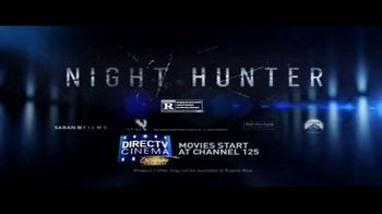 DIRECTV Cinema TV Spot, 'Night Hunter' - Thumbnail 8
