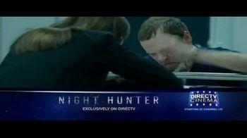 DIRECTV Cinema TV Spot, 'Night Hunter' - Thumbnail 2