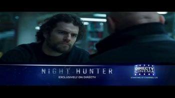 DIRECTV Cinema TV Spot, 'Night Hunter' - Thumbnail 4