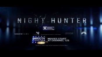 DIRECTV Cinema TV Spot, 'Night Hunter' - Thumbnail 7