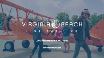 Visit Virginia Beach TV Spot, 'Plane and Simple' - Thumbnail 9