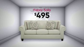 Rooms to Go Storewide Sofa Sale TV Spot, 'Save and Choose' - Thumbnail 5