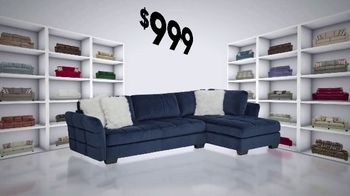 Rooms to Go Storewide Sofa Sale TV Spot, 'Save and Choose' - Thumbnail 6
