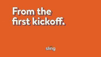 Sling TV Spot, 'College Football' - Thumbnail 7