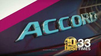 Honda Summer Spectacular Event TV Spot, 'Get Accords' [T2] - Thumbnail 5
