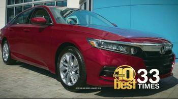 Honda Summer Spectacular Event TV Spot, 'Get Accords' [T2] - Thumbnail 6