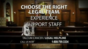 Dalimonte Rueb, LLP TV Spot, 'Talcum Cancer' - Thumbnail 10
