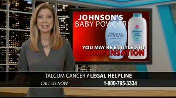 Dalimonte Rueb, LLP TV Spot, 'Talcum Cancer'