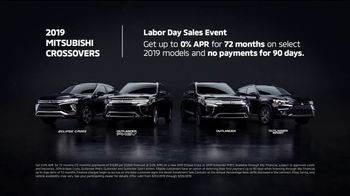 Mitsubishi Labor Day Sales Event TV Spot, 'More Everything' [T2]