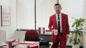 Direct Auto Insurance TV Spot, 'Get Direct & Get Going: Johnny Manziel' - Thumbnail 3