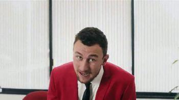 Direct Auto Insurance TV Spot, 'Get Direct & Get Going: Johnny Manziel' - Thumbnail 4