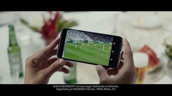 Heineken TV Spot, 'No te lo pierdas: boda' canción de Aerosmith [Spanish]