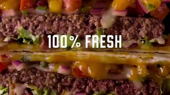 Applebee\'s Signature Handcrafted Burgers TV Spot, \'Quesadilla, Whisky Bacon and Brunch Burger\'