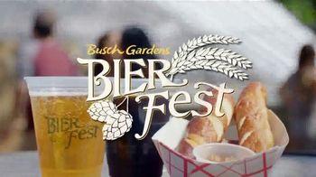Busch Gardens Bier Fest TV Spot, 'New Thrills on Tap' - Thumbnail 4